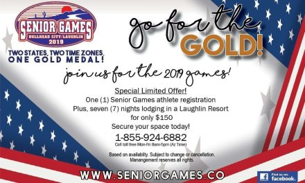Seniors Games Return In January
