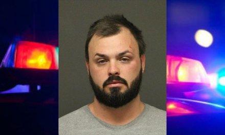 Boyfriend Allegedly Drives Into Home, Traps Girlfriend Underneath Car
