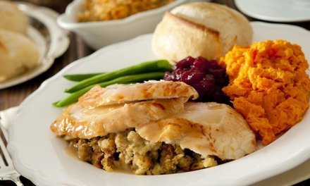 Holiday Dinners Around The Tri-State (LIST WILL BE UPDATED)