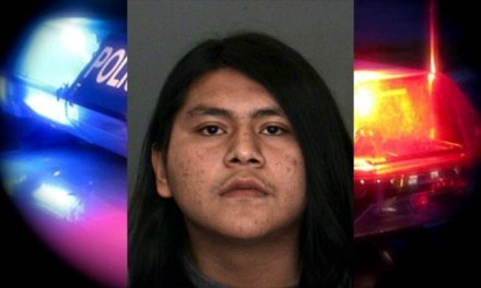 Alleged Robbery Suspect Captured In Needles