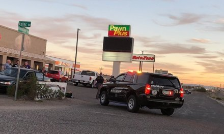 Disturbance Outside Ft. Mohave Business Ends In Arrest