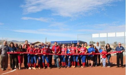 BULLHEAD- Mohave Accelerated Cuts Ribbon On New Athletic Fields