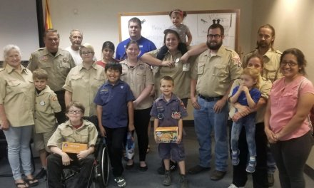 SEARCH AND RESCUE DONATION