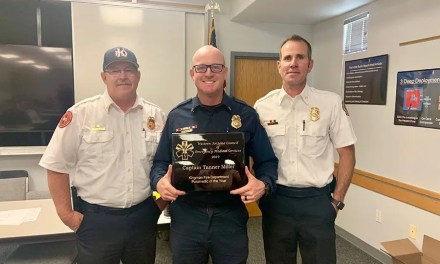 Western Arizona Council of EMS Paramedic of the Year