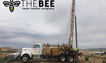 Kingman's First Reclaimed Water Injection Well