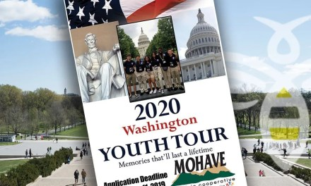 Washington Youth Tour Application deadline approaching