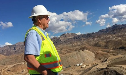 There's Gold in them hills! Record output in August