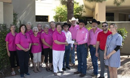 Kingsmen donate to local cancer programs