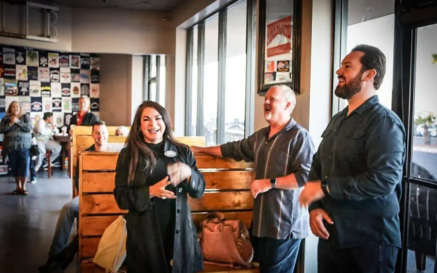 Firehouse Coffee & Cafe Grand Re-Opening