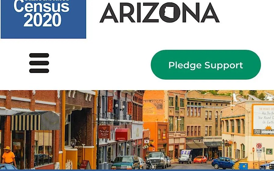 Governor Ducey Announces AZ Census 2020 Campaign