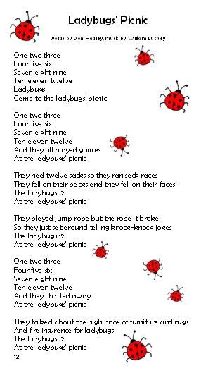 Ladybugsong
