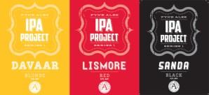 Fyne Ales IPA Project logos