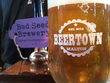 Beerification in action: Beertown Malton