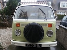 Campervan Brewery on the Move