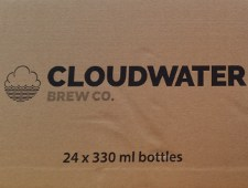 Best New Beers of 2015…Cloudwater Bergamot Hopfen Weisse