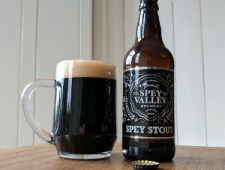 Beer of the Week – Spey Valley Spey Stout