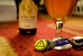 A review of the legendary 120 Minute IPA from Dogfish Head Brewing.