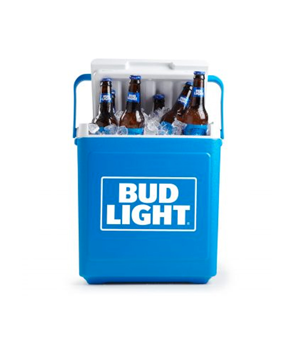 Bud Light Coleman 20 Can Cooler The Beer Gear Store