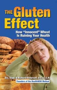 Le genre de livre qui vous fait croire que le Gluten est mauvais