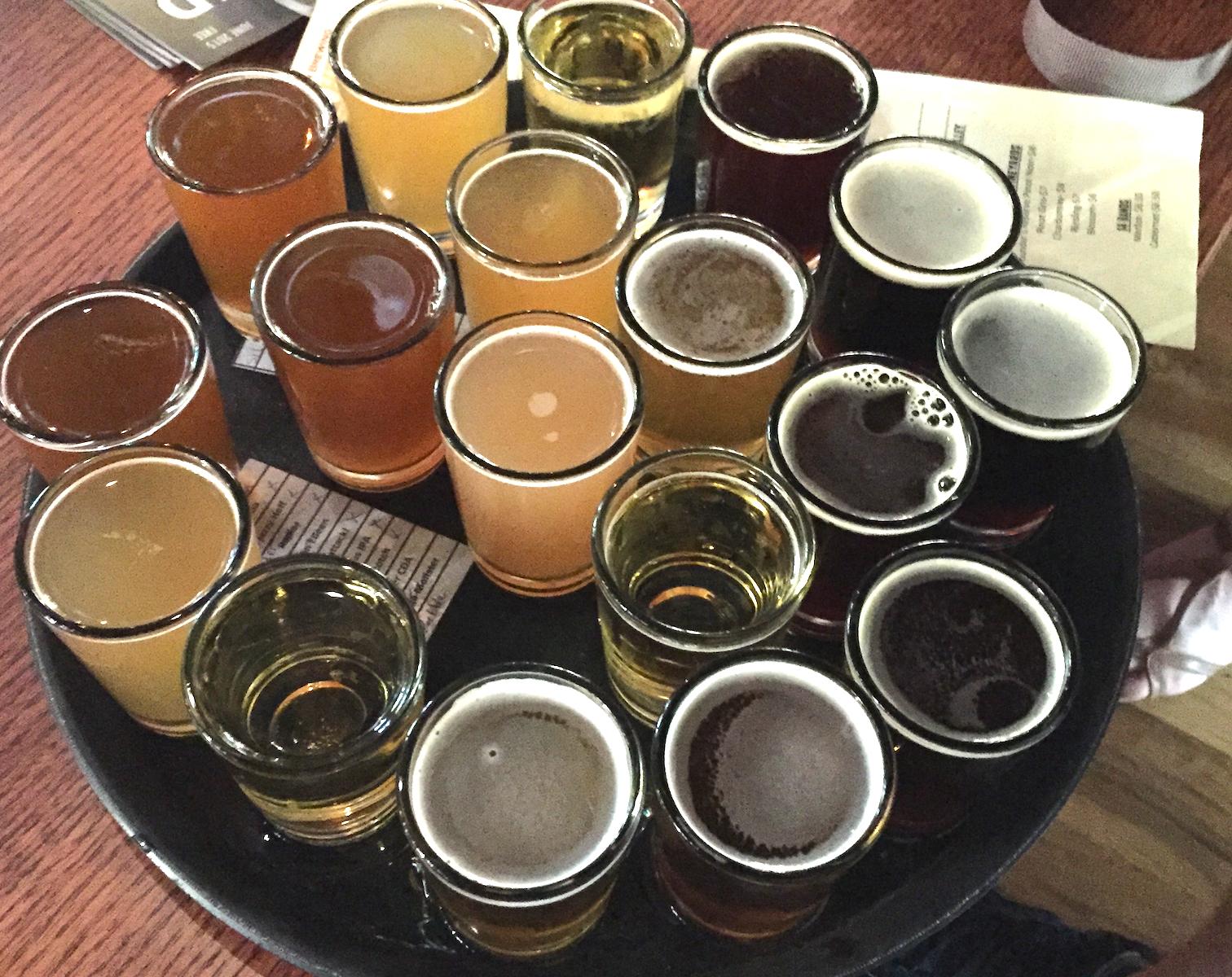 American Pie 5 Una Fiesta De Pelotas every beer we have drunk in 2018   the beer travel guide