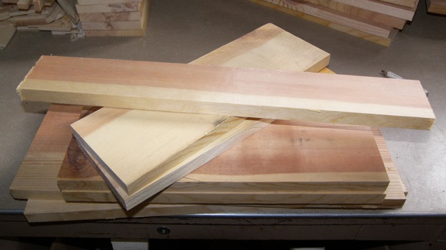 Warre Hive Roof Parts