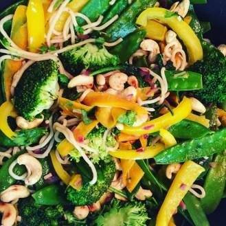 Easy Vegetable Stir Fry - The Beginner's Cookbook