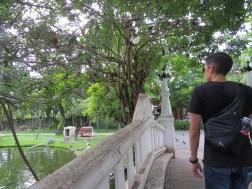 On the Prayer Walk