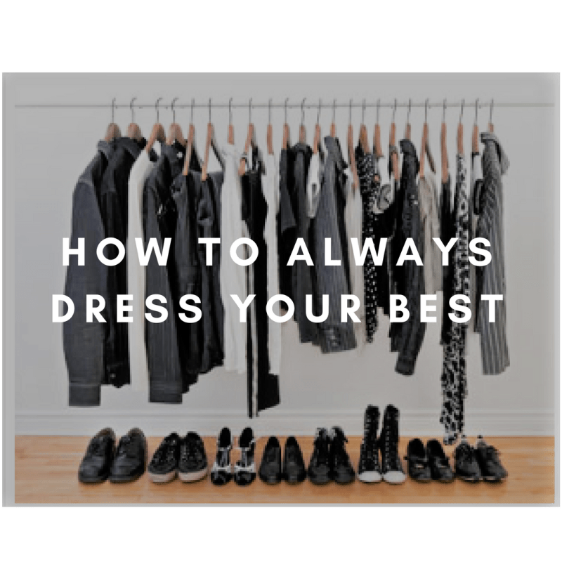 how to dress your best bella king clothing hanging on a clothing rack