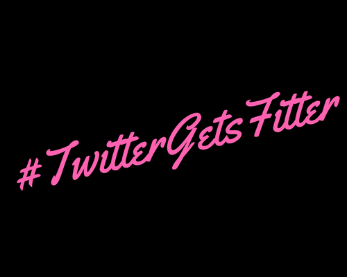 My Fitness Journey: How #TwitterGetsFitter Started