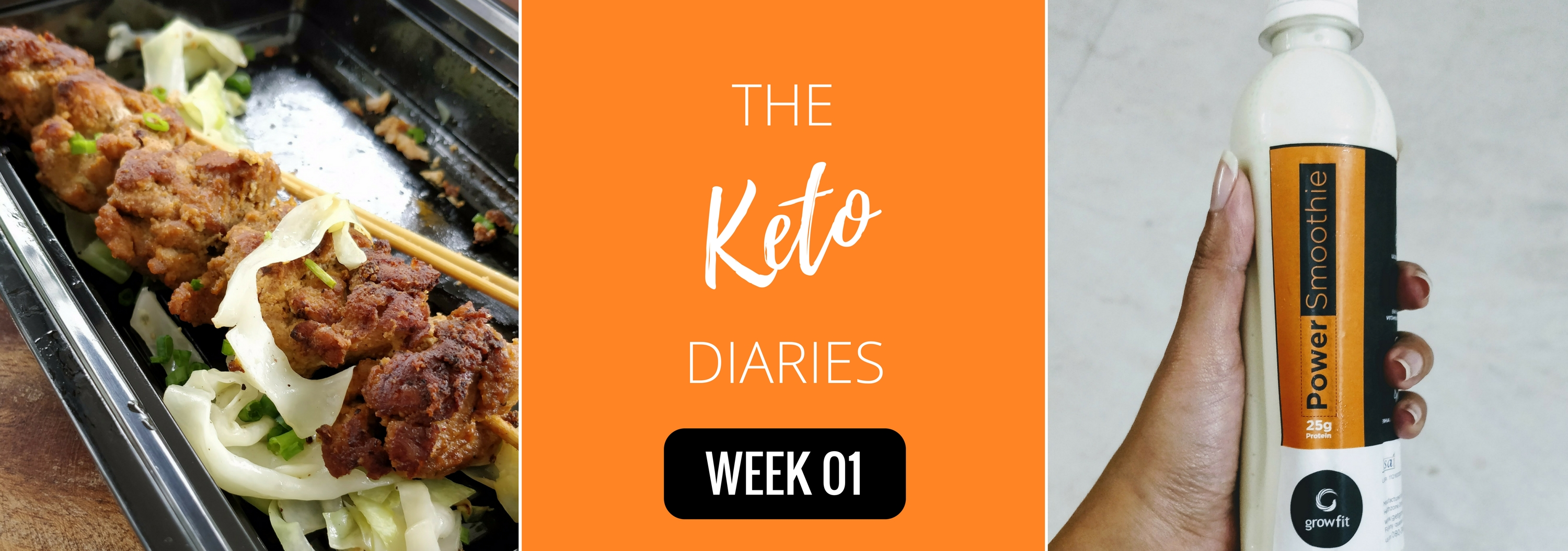 My Keto Diet Updates : Week 1
