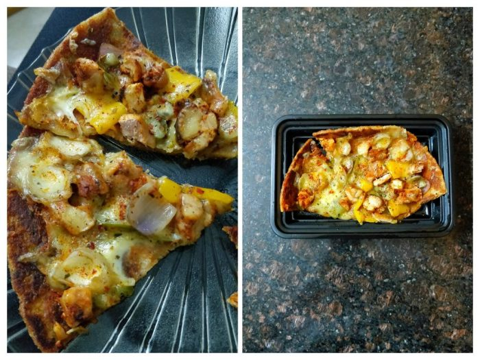 Keto Diet | Chicken Pizza | The Bellyrina Diaries