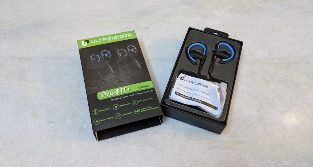 UltraProLink Wireless Earphones | Review | The Bellyrina Diaries