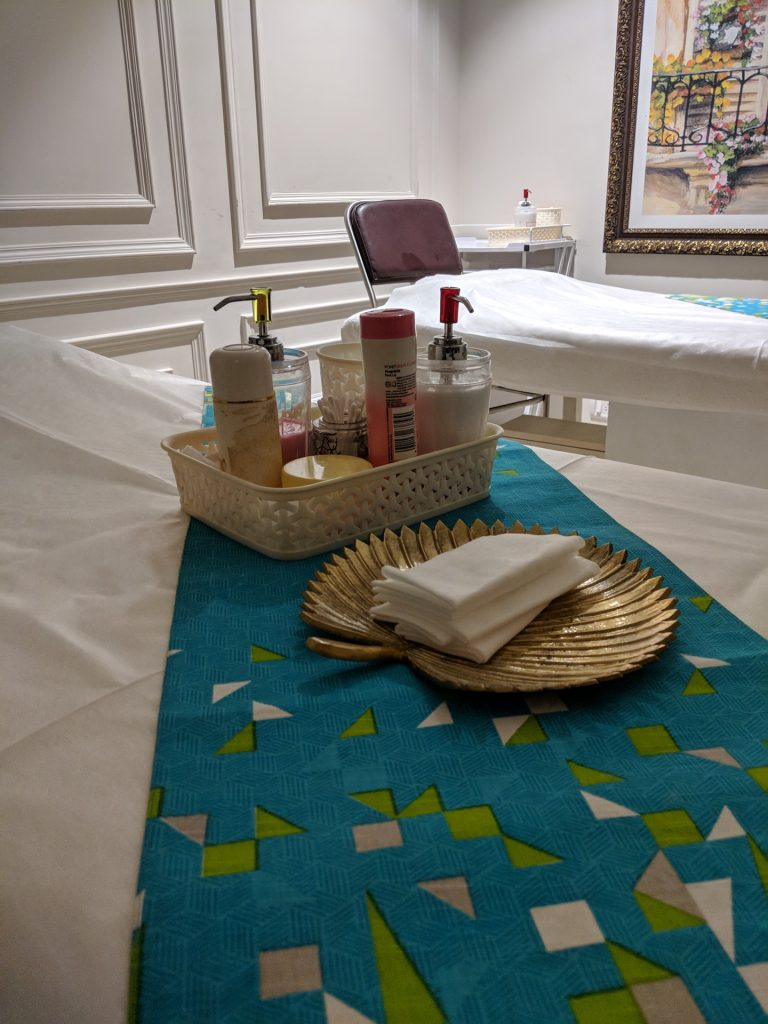 Bodycraft Spa   Sports Massage Therapy   The Bellyrina Diaries