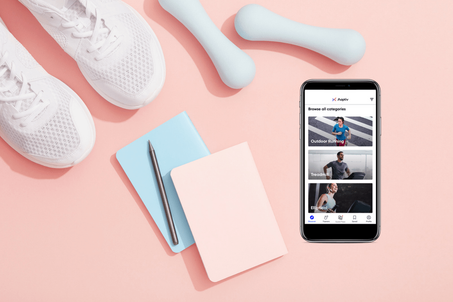 Getting Fitter With Aaptiv