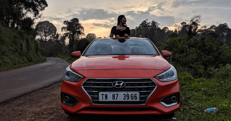 #BellyrinaDrives: The New Gen Hyundai Verna