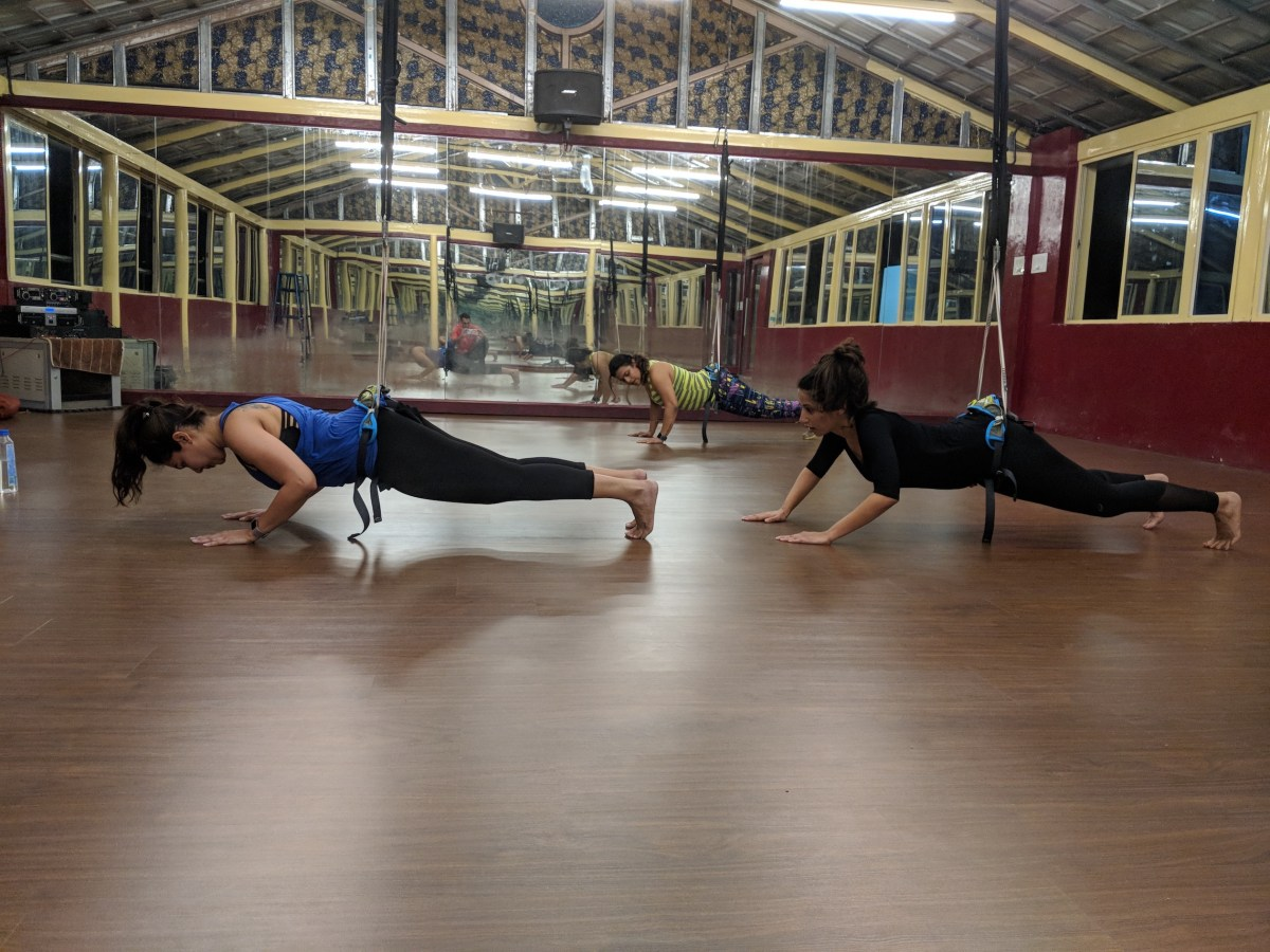 Pushups | Setting Fitness Goals | Bombay Bellyrina