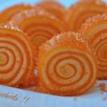 Jell-o Pinwheels