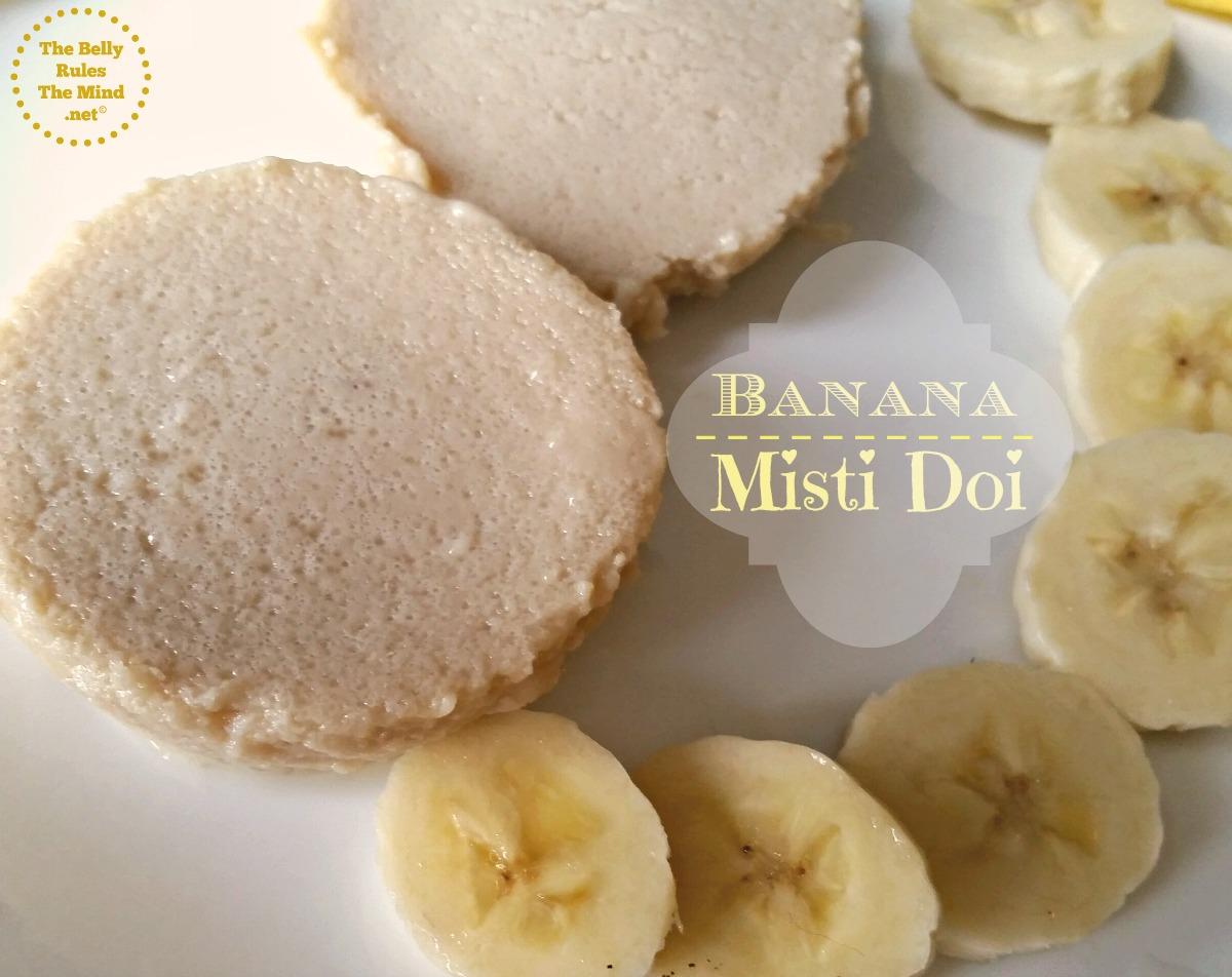 Banana Misti Doi