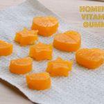 Homemade Vitamin C Gummies