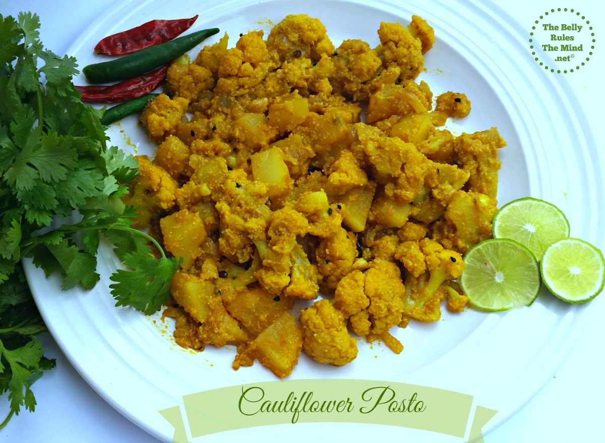 cauliflower posto