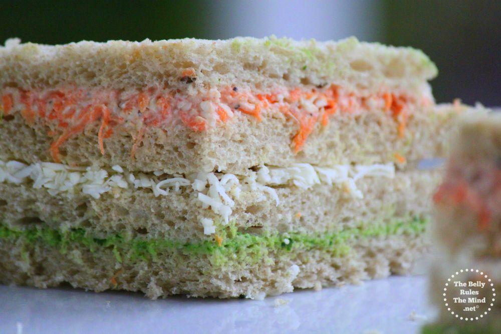 tiranga sandwich