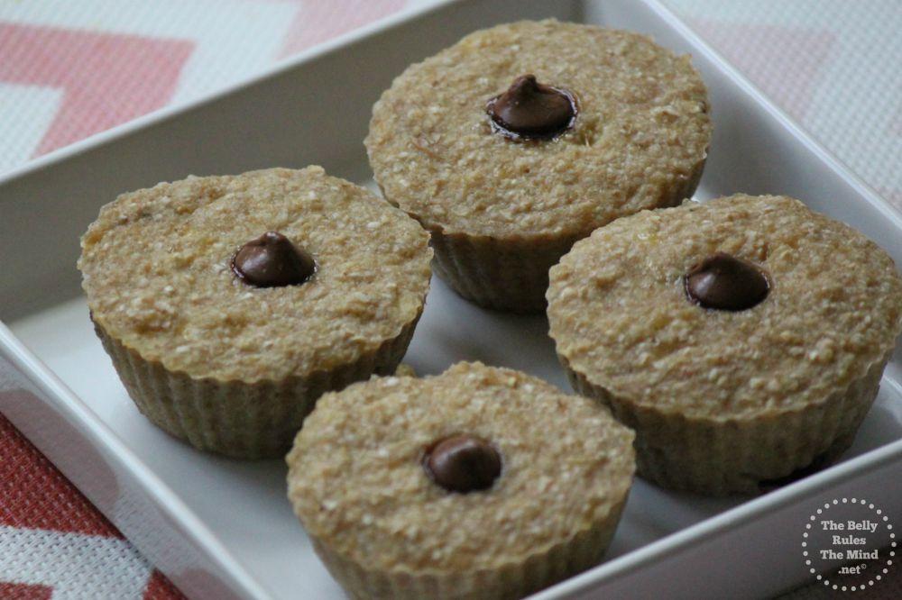 Oats Muffins 1