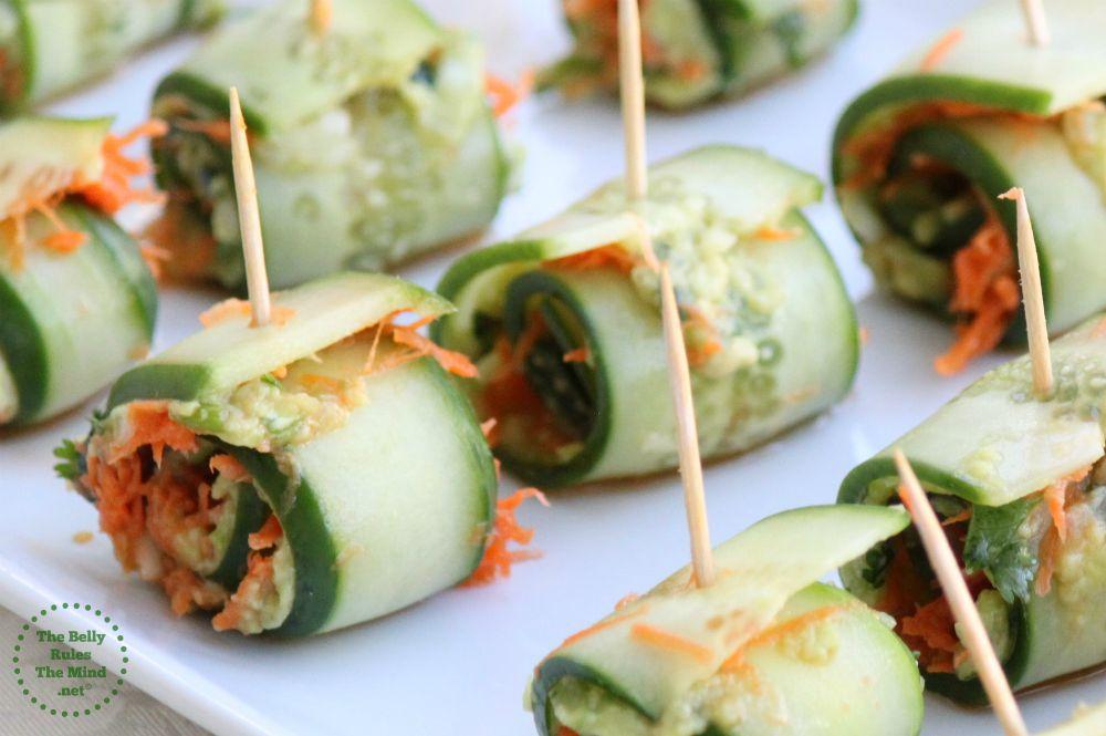 cucumber rolls 2