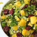 Pineapple Mung Salad