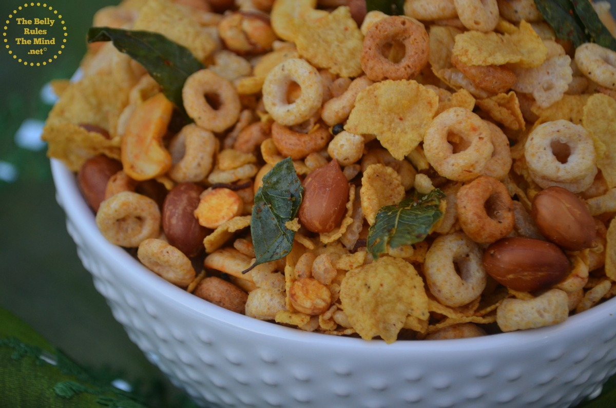 cereal chivda