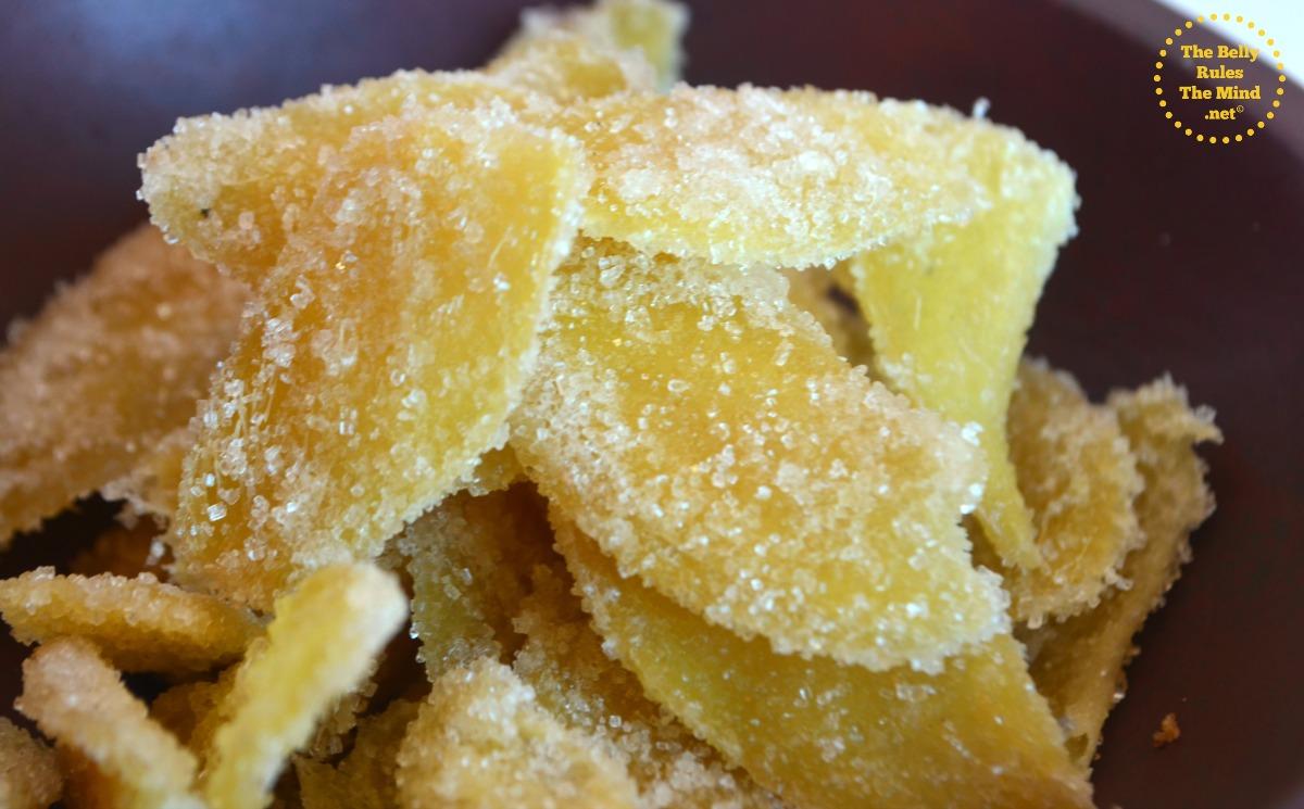 candid ginger