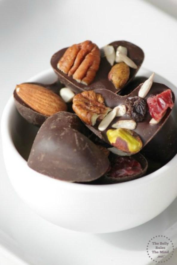 Dark Chocolate Energy Bites