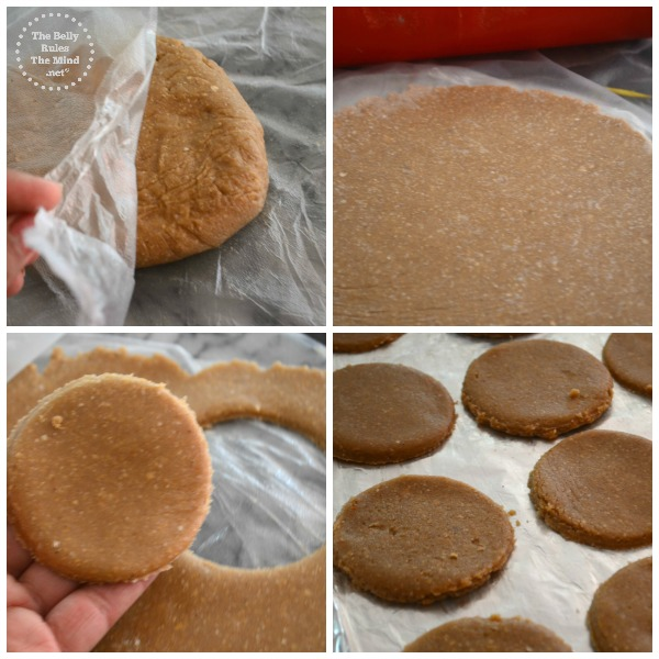 method digestive biscuits