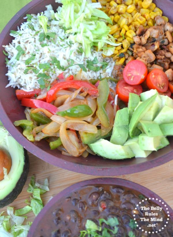 burrito bowl