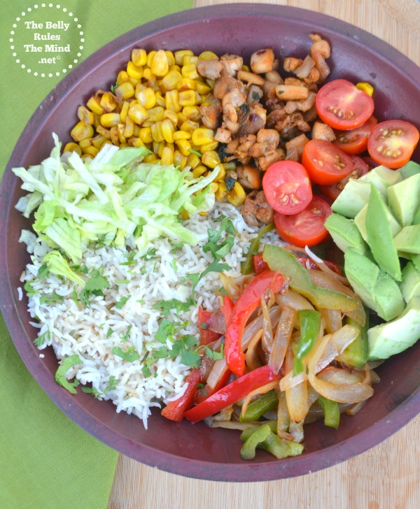Quick & Easy Burrito Bowl